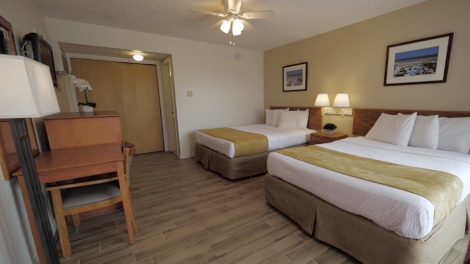 Type 2 Oceanview Motel Room