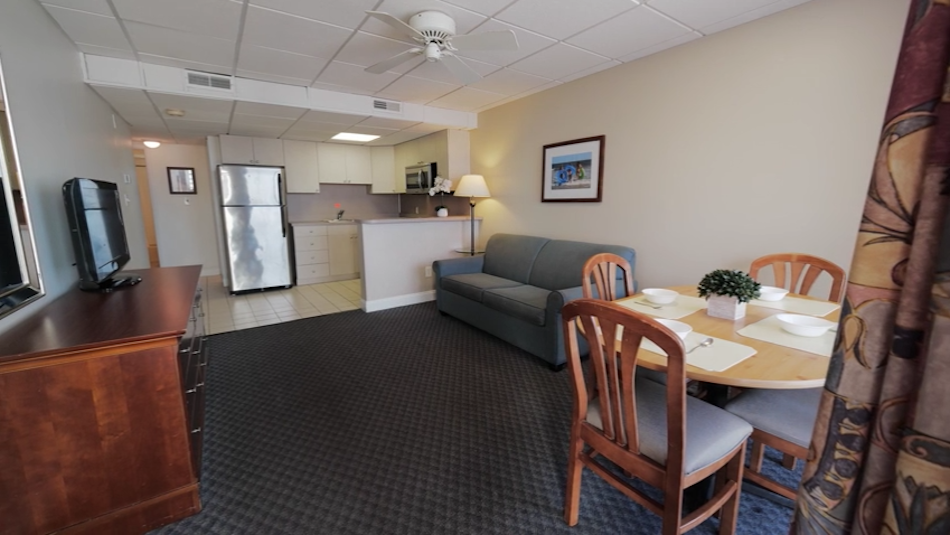 Type 8 Three-Room Deluxe Apartment